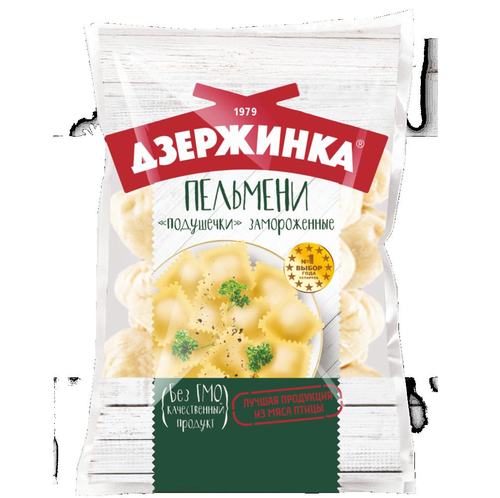 """Dumplings """"Podushechki"""""""