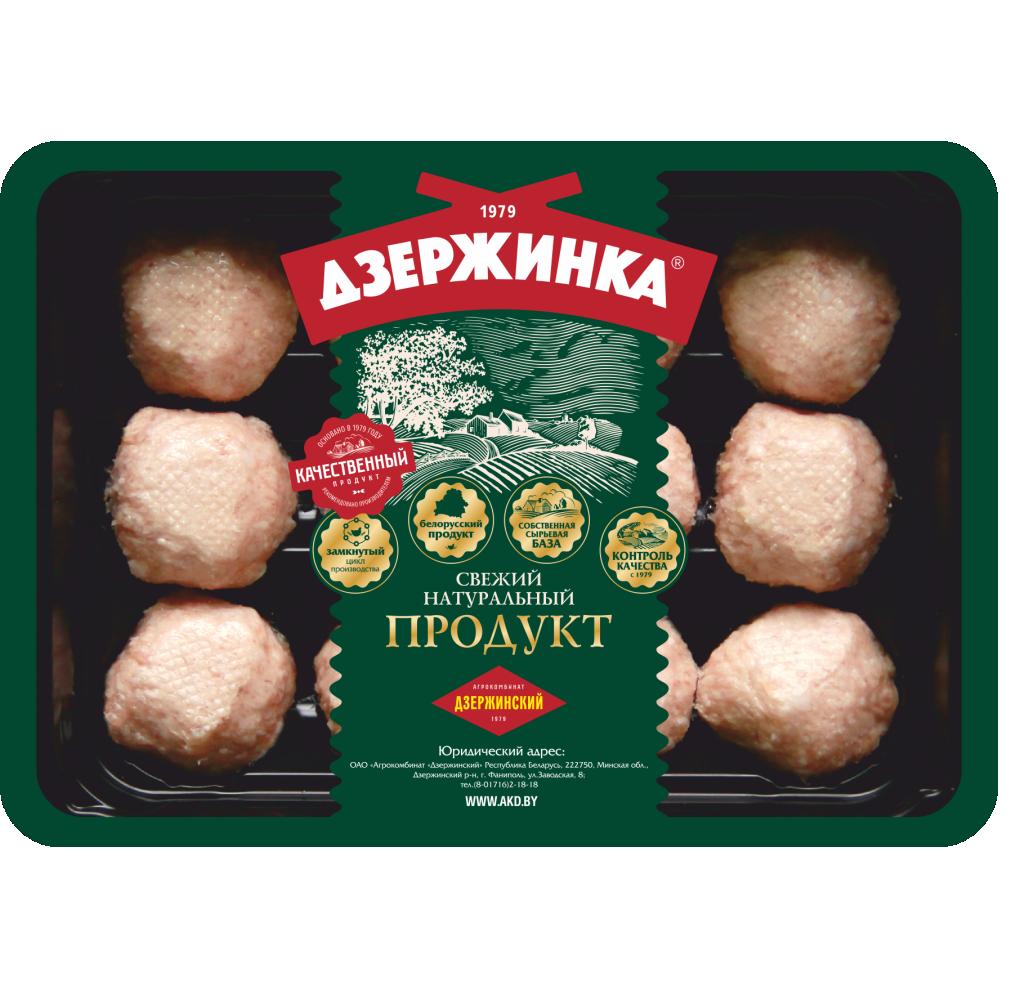 """Meatballs """"Frikadelki Domashniye"""""""